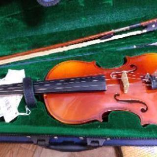 バイオリン ジャンク?