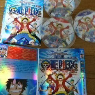 アニメ海賊王  ONEPECE DVD 3枚組