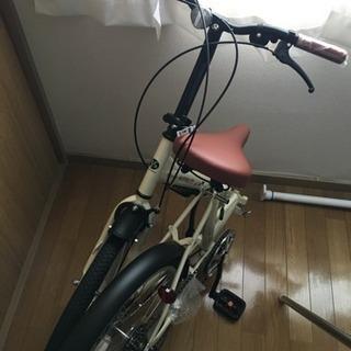 折り畳み自転車お売りします