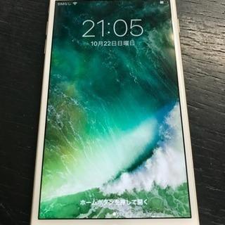 ソフトバンク iPhone6 PLUS 64gb ゴールド