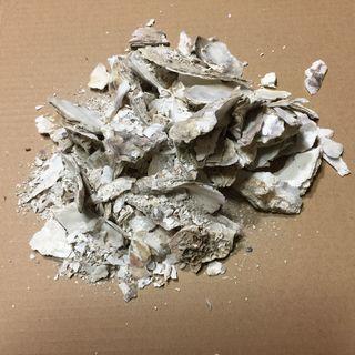 アクアリウム ろ材 かき殻 280g 未使用品