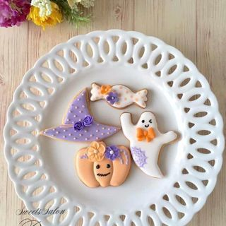 【ハロウィンのクッキーはいかが?】追加企画ベビーマッサージ&クッキ...