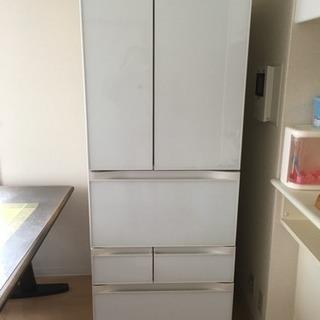【美品】東芝VEGETA 冷蔵庫 556L
