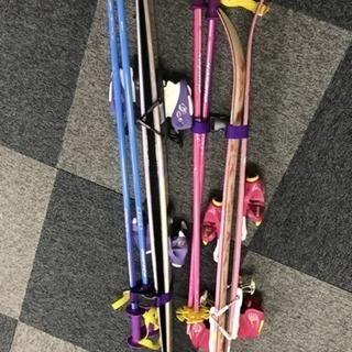 子供用 スキー板 ブーツ