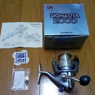 SHIMANO(シマノ) スピニングリール 02バイオマスター 2...