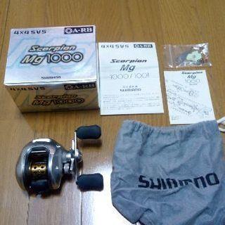 SHIMANO(シマノ) ベイトリール 04 スコーピオンMg 1...