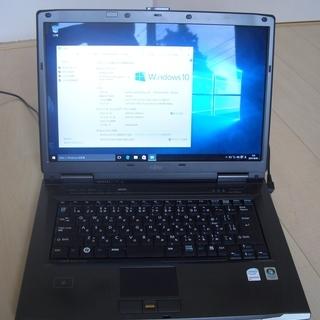 FMV-BIBLO NF70Y Core2Duo T7250 Wi...