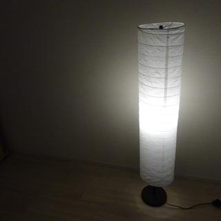 値下げ【美品!】IKEAフロアランプ/間接照明