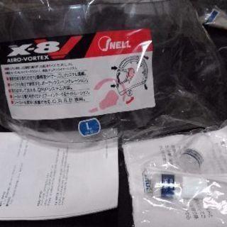 SHOEIのバイクヘルメットのスクリーンです。X-8V用です。未使...
