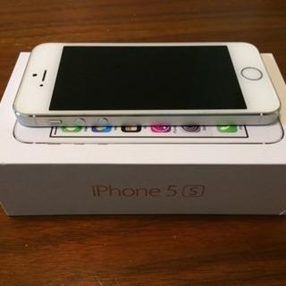 au iPhone 5s 16G