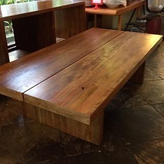 マンゴーウッド ローテーブル