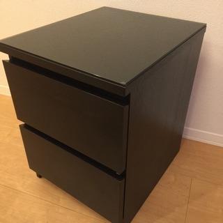 サイドテーブル チェスト IKEA