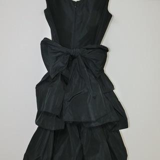 キュート★汚れにくいバービーブラックドレス