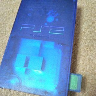 PS2本体(電源コードなし)