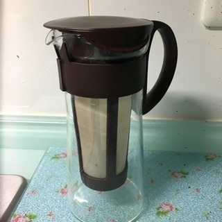 (値下げ)ハリオ 水出しコーヒーポットミニ 600ml