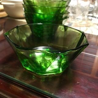 昭和レトロ ガラス器