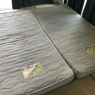 シングルベッドマットトレス