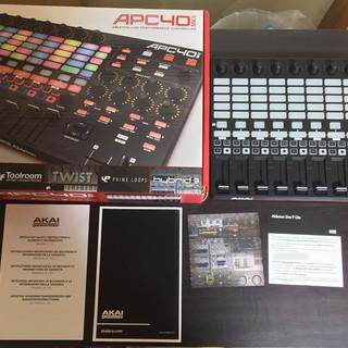 AKAI APC40 MK2(美品)をお譲りします。