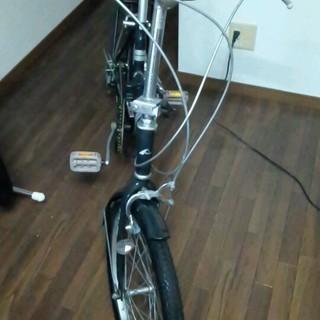 折り畳み自転車20インチ CRAZE