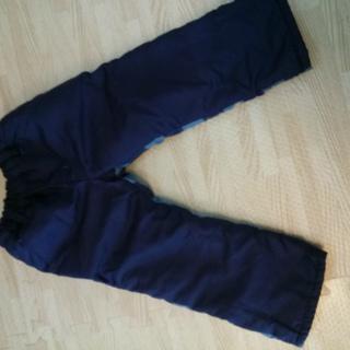 サイズ95 丸高衣料/Kid Bowボーダー切替スノーパンツ