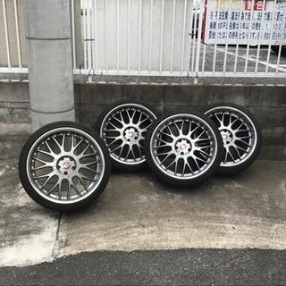 SSR ヴィエナ 20インチホイール、タイヤ