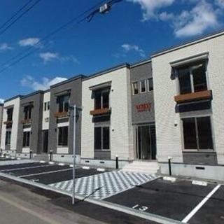 西区山の手新築2LDKマンション‼️人気の都市ガス😍お部屋探しは札...