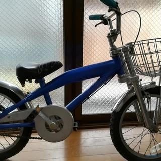 【ジャンク】16インチ 子供用自転車 & ストライダー