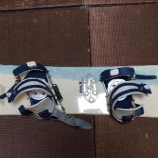 スノーボード MORROW 135cm ビンディング付