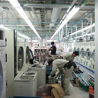 伊丹空港近くのクリーニング工場で働きませんか!!