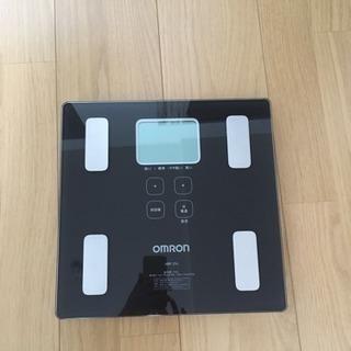 オムロン 体重、体組成計