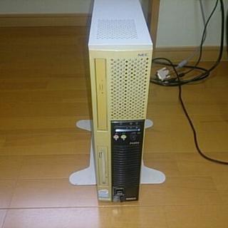 ジャンク NEC デスクトップパソコン