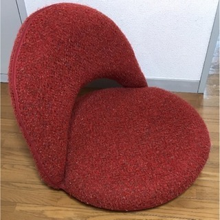 赤い座椅子