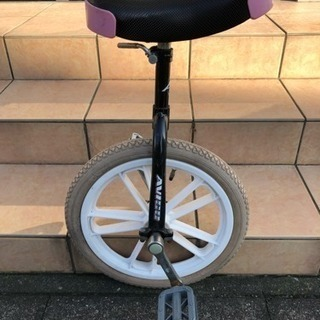 16インチ一輪車