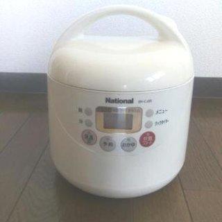 0.5~3合 電子ジャー炊飯器  パナソニック製