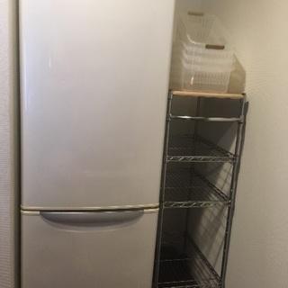 冷蔵庫 National 2ドア