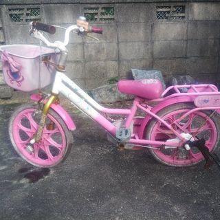 ジャンク自転車