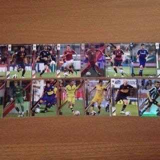 サッカー カード PANINI FOOTBALL LEAGUE