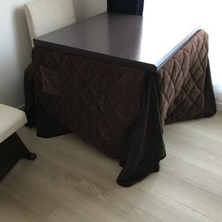コタツ テーブル 2人用