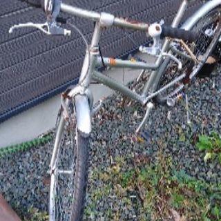 無印良品 自転車