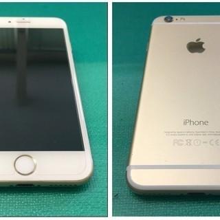 iPhone6 au 64GBシャンパンゴールド(オマケ付き)