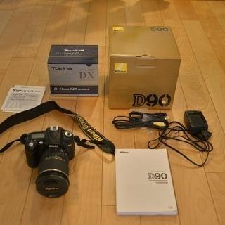 Nikon D90 + Tokin...