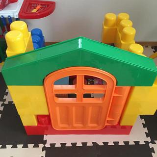 (取引中)People ピープル 全身でブロック 中古 知育玩具 ...