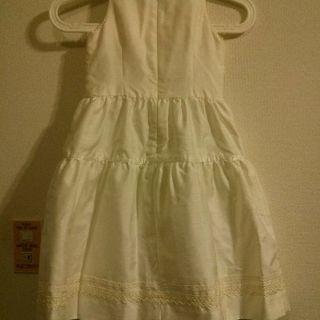 べべフォーマルノースリーブドレス