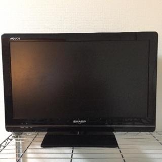 テレビ22型