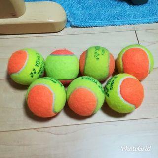 ノンプレッシャーテニスボール お子さまの練習用に!