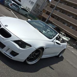 BMW 645ci カブリオレ キャンセルのため再出品