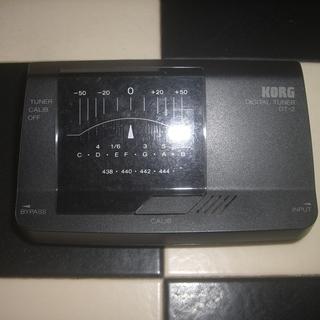 KORG デジタルチューナー DT-2