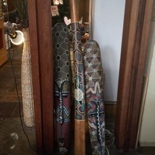 アフリカ 楽器 ディジュリドゥ