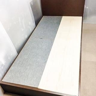 引出し付き シングルベットフレーム LC091599