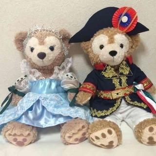 ダッフィーとシェリーメイの衣装 宝塚ナポレオンとスカーレットのコ...